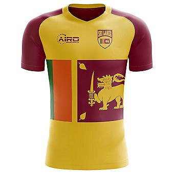 2020-2021 Sri Lanka Home Concept Football Shirt - Little Boys