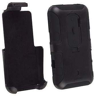 Seidio Convert Extended Combo Case & Holster for HTC EVO 3D - Black
