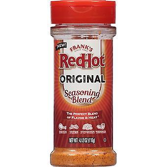Frank ' s κόκκινο καυτό πρωτότυπο μείγμα μπαχαρικών