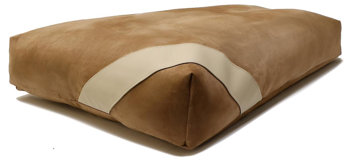 Large dog mattress / bed Camel Xuede