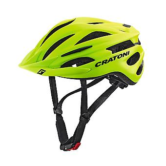 CRATONI PACER bike helmet / / lime matte
