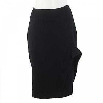 Bitte Kai Rand Jersey Skirt With Side Pleat Detail