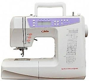 Sewing Machine QE404 (170 Stitches & Alphabet + Large Accessories Bundle)