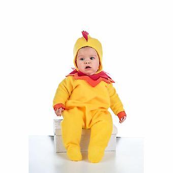 Kurczaka dziecko kostium kurczaka piskląt dziecko kostium kombinezon