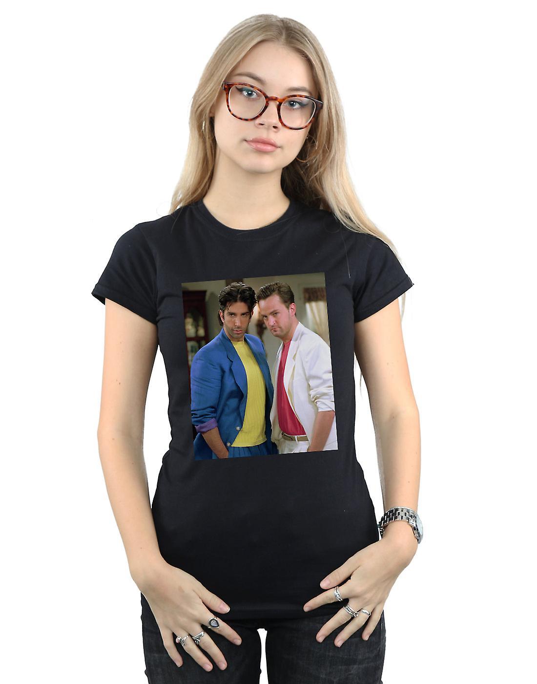Friends Women's 80's Ross And Chandler T-Shirt