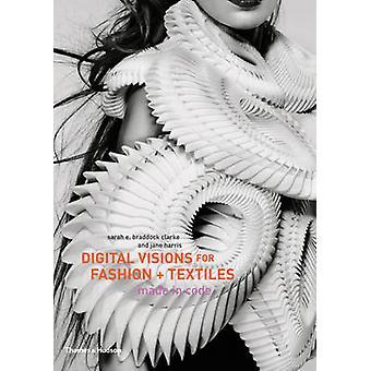 Digital Visions för mode + textilier - tillverkad i koden av Sarah E. Brad