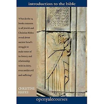 Johdatus Raamatun (avoinna Yale kurssit)