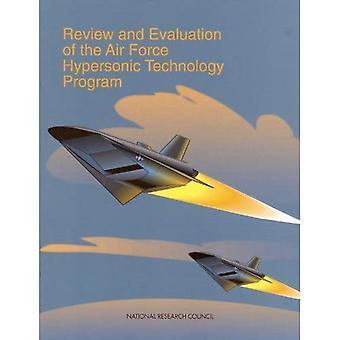 Revisione e valutazione del programma ipersonico tecnologia aeronautica (serie bussola)