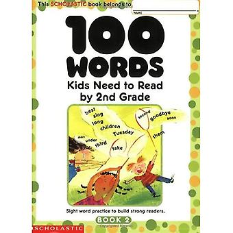 100 ord barn behöver läsa: 2: a klass