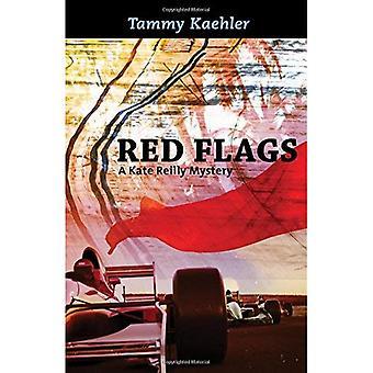 Drapeaux rouges (Kate Reilly mystères)