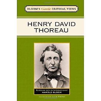 Henry David Thoreau (Bloom's Classic Critical Views)