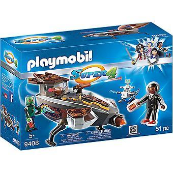 PLAYMOBIL 9408 gen/Sykronian Schiff Spielzeug eingestellt, Unisex-Kinder