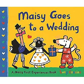 Mausi geht zu einer Hochzeit: eine Maisy erste Erfahrungen Buch (Mausi)