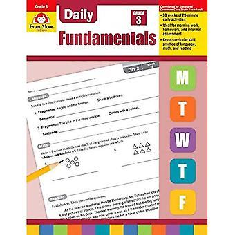 Daily Fundamentals, Grade 3� (Daily Fundamentals)
