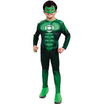 Hal Jordan Child Costume