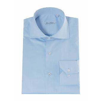 Monti blue shirt Bolsena