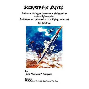 Socrates and Suits Book II by Simpson & Jack Suitcase