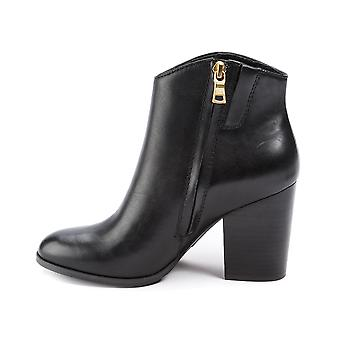 Lucca Lane Womens Kana Leather Round Toe Ankle Fashion Boots