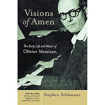 Visioenen van Amen: het vroege leven en de muziek van Olivier Messiaen