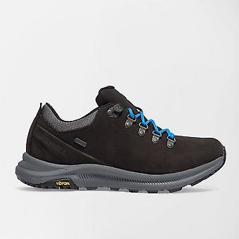 New Merrell Men's Ontario Waterproof Walking Shoe Black