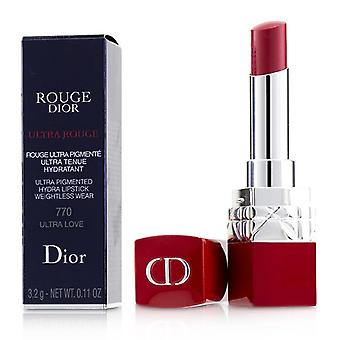 Christian Dior Rouge Dior ultra Rouge-# 770 ultra Love-3.2 g/0,11 oz