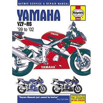 Yamaha YZF-R6 - 9781785213106 Book