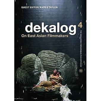 On East Asian Filmmakers by Kate Taylor - 9781906660314 Book