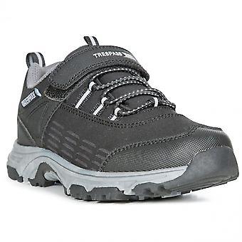 Trespass Boys Harrelson Low Cut kevyet kävely kengät