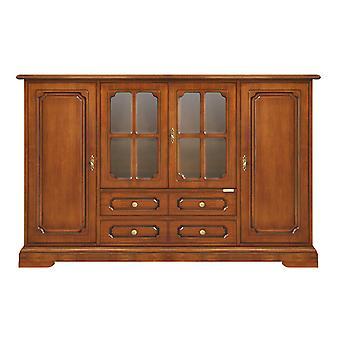 Klassieke 4-ante stijl dressoir