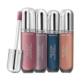 Revlon Ultra Hd Metallic Matte Lip Color