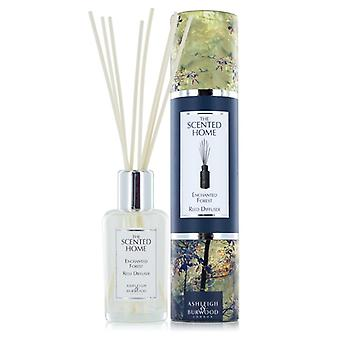 Ashleigh & Burwood Scented Home 150ml Reed Diffuser Fragrance Gift Set Enchanted Forest