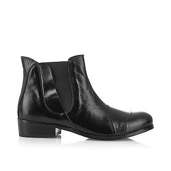 Fulham zwarte schoenen