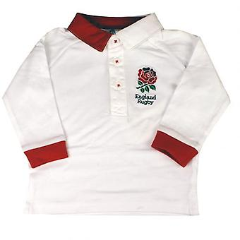 England RFU Rugby Jersey 6-9 Months PS