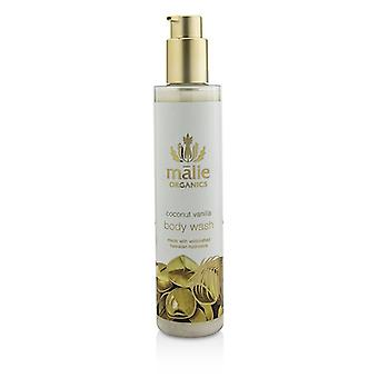 Malie Organics Coconut Vanilla Body Wash 244ml/8.25oz
