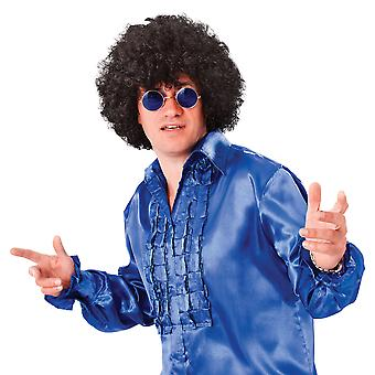 Bristol Novelty Unisex Adults Pop Afro Wig