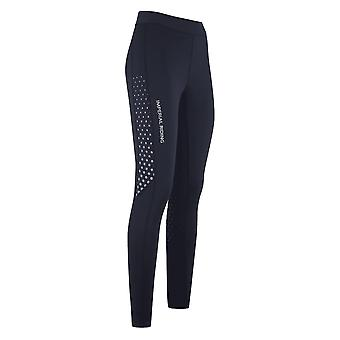Imperial Riding Runaway Full Seat Womens Riding Breeches - Navy Blue