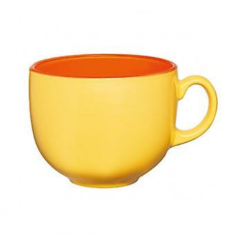 Luminarc Jumbo 40cl Orang / Citrus Spring Break (Kitchen , Household , Mugs and Bowls)