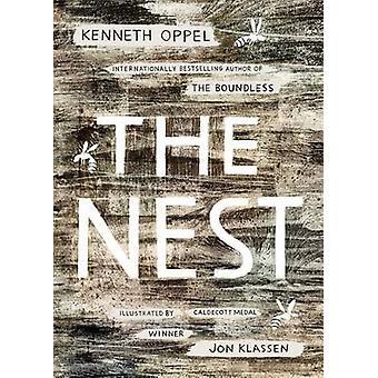 The Nest by Kenneth Oppel - Jon Klassen - 9781481432337 Book