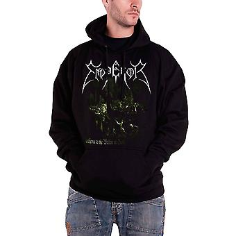 Emperor Mens Hoodie Black Anthems 2014 design band logo Official