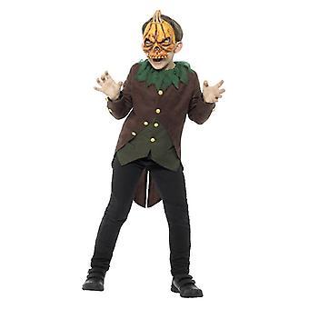 Garçons Goosebumps Jack-O'-Lantern Halloween Fancy Dress Costume
