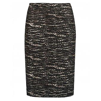 Sofie Schnoor Lurex Knitted Skirt