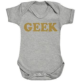 GEEK - Baby Bodysuit