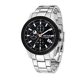 Sector Chronograph quartz men with stainless steel strap R3273797005