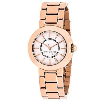 Marc Jacobs Women's Courtney White Dial Watch - MJ3466