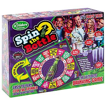 Christmas Shop Spin The Bottle Drinking Game