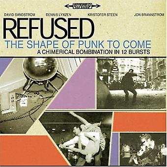 Refused - Shape of Punk to Come [DVD-Audio] USA import