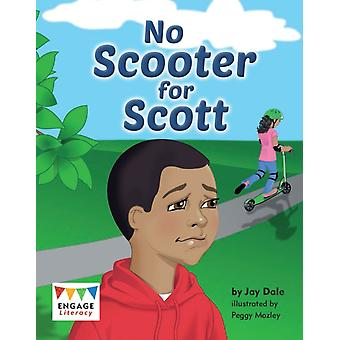 No Scooter for Scott by Jay Dale