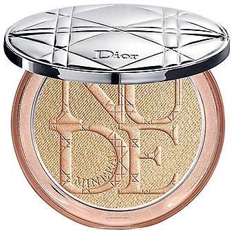 Christian Dior Diorskin Nude Luminizer Shimmering Glow Powder 03 Golden Glow 0.21oz / 6g