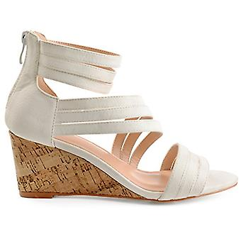 Brinley Co Womens Kellan Open Toe Casual Ankle Strap Sandals