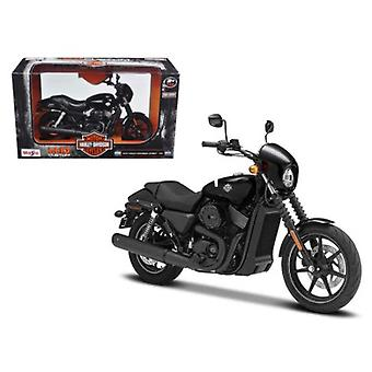 2015 Harley Davidson Street 750 Motorcycle Model 1/12 Par Maisto